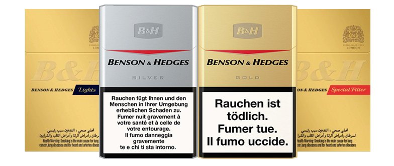 Benson And Hedges Cigarettes Cigarette Brand Exporters