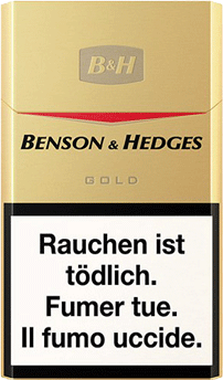Benson And Hedges Cigarettes Cigarette Brand Exporter