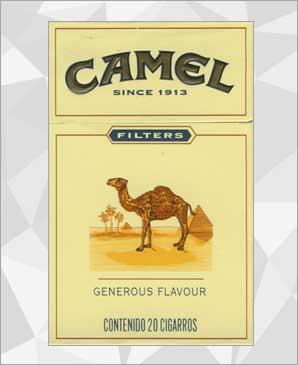 Camel Cigarette Exporters