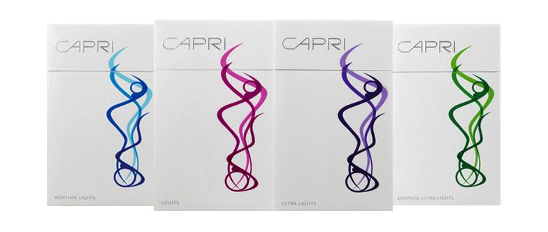 Capri Cigarette Brand Exporters