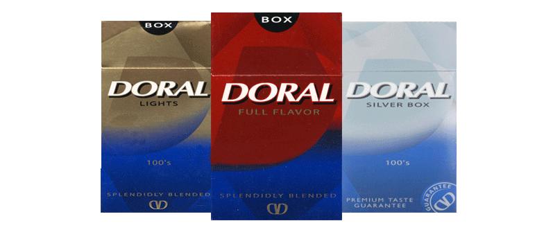Doral Cigarette Brand Exporters