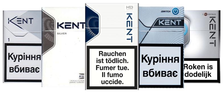 Kent Cigarettes Brand Exporters