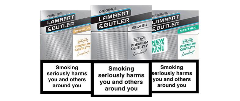Lambert And Butler Cigarette Brand Exporters