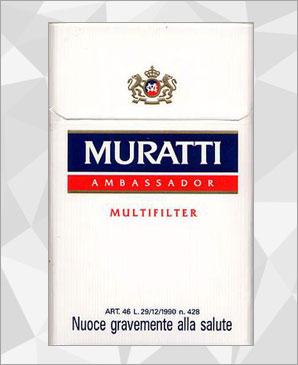Muratti Cigarette Exporters