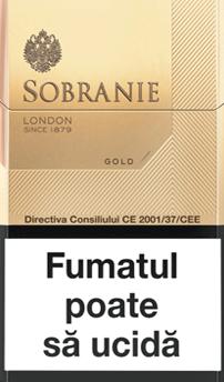 Sobranie Cigarette Brand Exporter