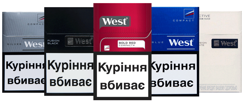 West Cigarette Brand Exporters